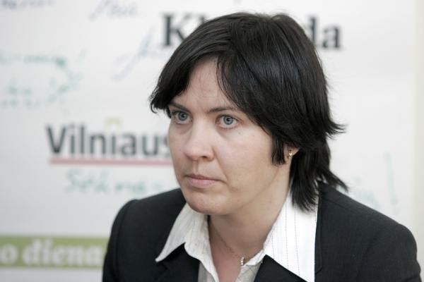 I.Degutienė: dauguma parlamentarų nenori atleisti E.Žiobienės