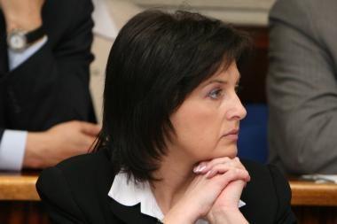 Meras perkalbėjo D.Paulauskienę dėl darbo savivaldybėje