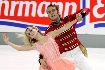 Lietuvos šokių ant ledo pora laikė pirmąjį egzaminą