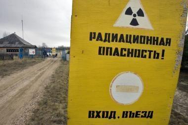 Černobylis: atostogos pragare