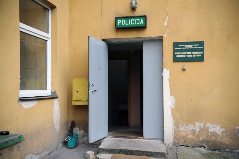 Incidentas policijos areštinėje – sužaloti du pareigūnai