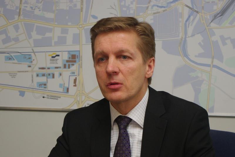 Dėl Klaipėdos uosto pelno - diskusijos Seime