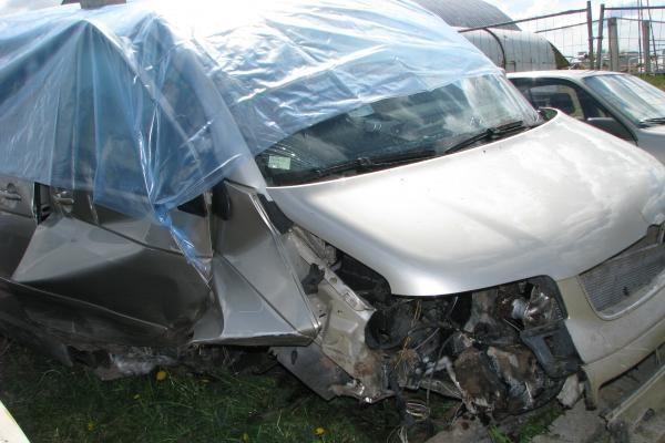 Po avarijos KLASCO vadovybė gydoma ligoninėje