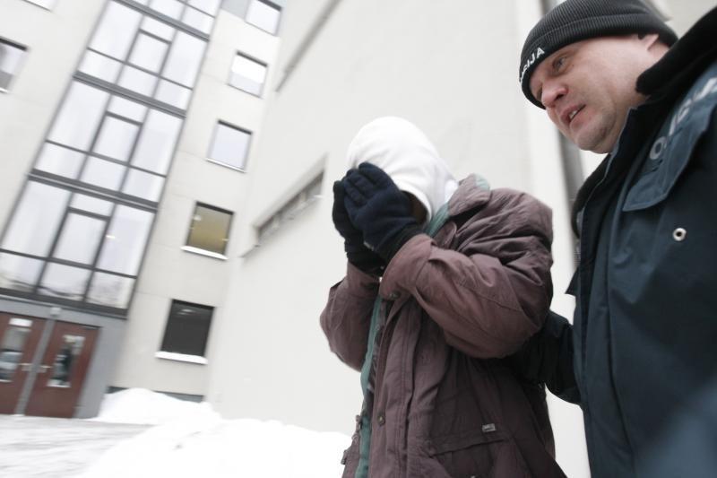 Trylikametės žagintoją teismas leido suimti trims mėnesiams
