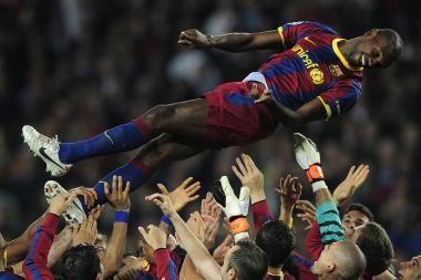 """Barcelona"" pateko į Čempionų lygos finalą"