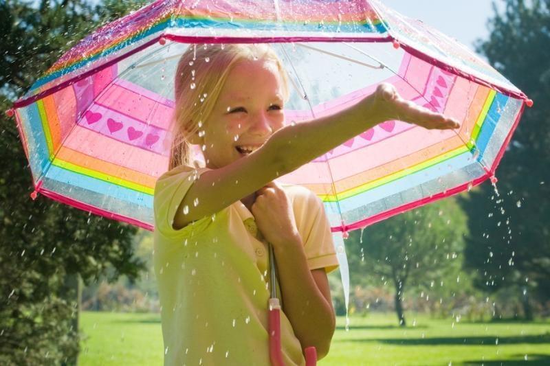 Karštą savaitgalį gaivins trumpi lietūs su perkūnija
