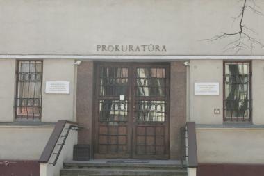 Klaipėdos prokuroras pažemintas pareigose