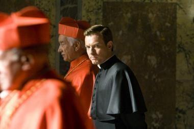"""E.McGregoras sugrįžta į didįjį ekraną su """"Angelais ir demonais"""""""