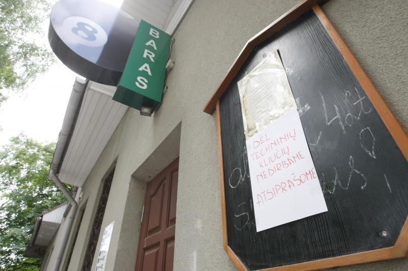 Dėl grubių pažeidimų uždaryta uostamiesčio kavinė