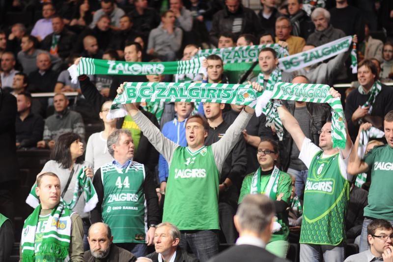 """Eurolyga: """"Žalgiris"""" padovanojo pirmąją pergalę"""
