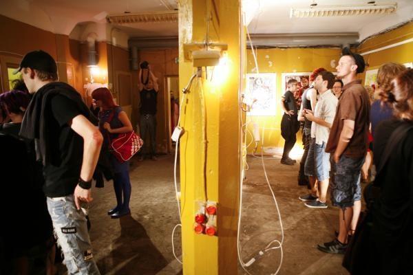 Siaubo ir smurto paroda iš Prancūzijos sudomino ir A.Zuoką
