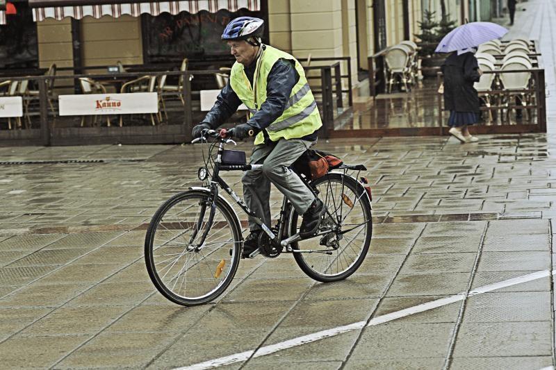 Kauno gatvėmis riedėjo dviračių paradas