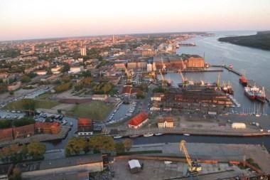 Klaipėdos uosto direkcija ieško biuro patalpų