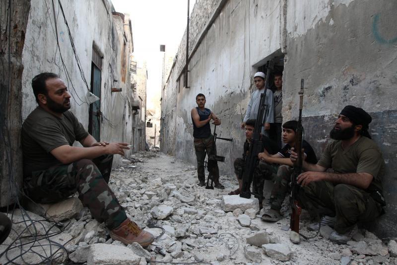 JT inspektoriai atvyko į Damaską imtis nagrinėti cheminio ginklo problemą