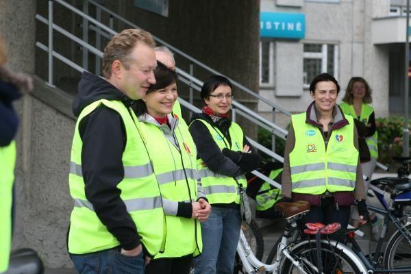 Klaipėdos medikai paminėjo Širdies dieną