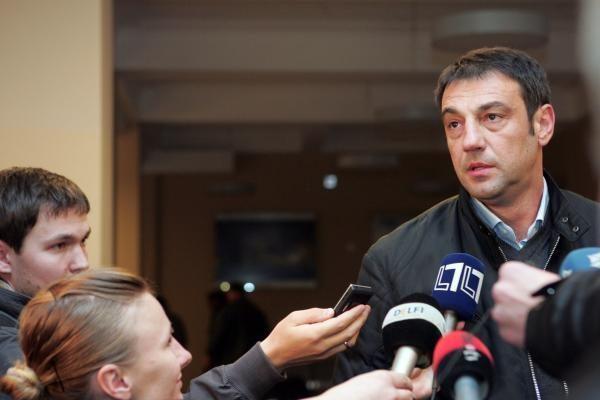 """A.Trifunovičius: pasiilgau atmosferos """"Siemens"""" arenoje"""
