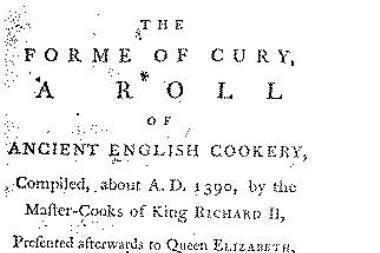 Maisto gurmanams – viduramžių receptų knyga