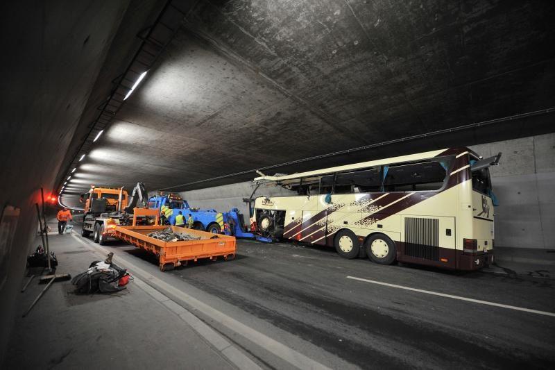 Premjeras: avarija Šveicarijoje žymi tragišką Belgijai dieną