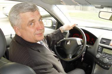 Klaipėdos meras išliko milijonieriumi (papildyta)
