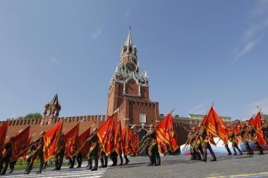 Mitingas Triumfo aikštėje suderintas su Maskvos valdžia