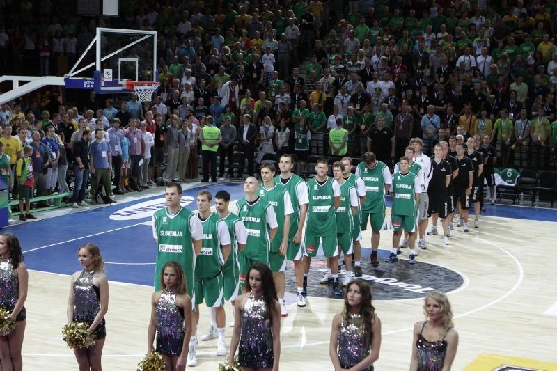 """""""Eurobasket 2011"""": krepšininkai į Klaipėdą atvyks jau šią savaitę"""