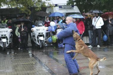Policija kviečia kauniečius į Angelų sargų dienos šventę