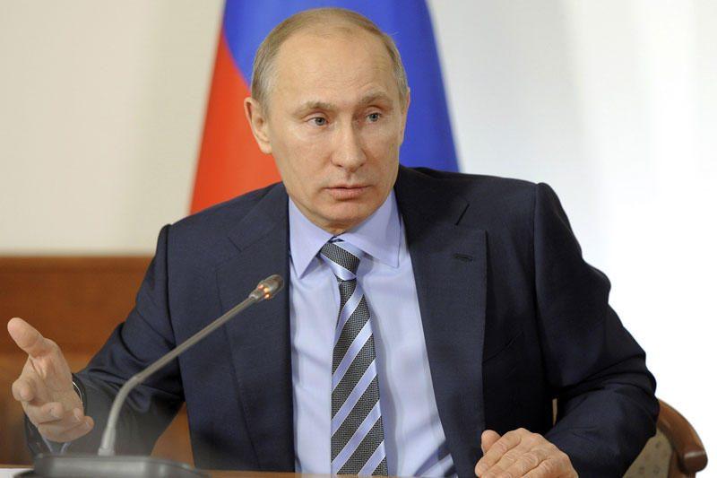 Rusijos premjeras V.Putinas pasmerkė ultranacionalistus