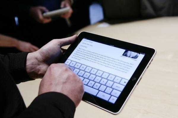 29% suaugusių amerikiečių turi planšetinį kompiuterį