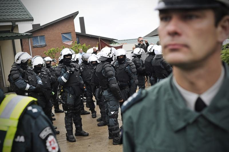 Policija persigalvojo: iš N.Venckienės pinigų nebereikalaus