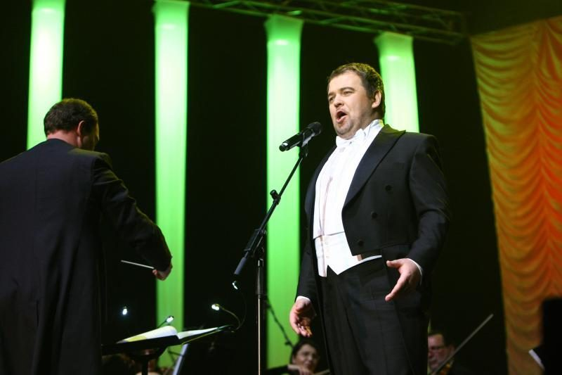 V. Noreikai dainuoti atsisveikinimo koncerte sutrukdė liga