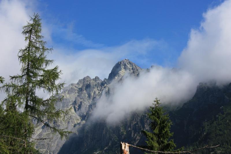 """Parodoje """"Kalnų pavilioti"""" - akimirkos iš žygio į kalnus"""
