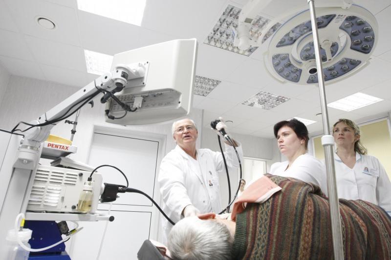 Klaipėdos jūrininkų ligoninėje atidaryta moderni laboratorija