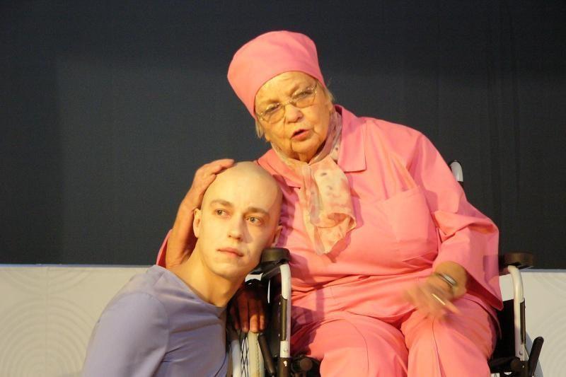 Teatrų festivalyje klaipėdiečiams teko trys apdovanojimai