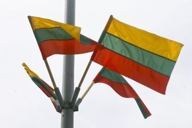 Premjeras pritaria, kad neiškėlusiems vėliavos per šventes būtų skirtos didesnės baudos
