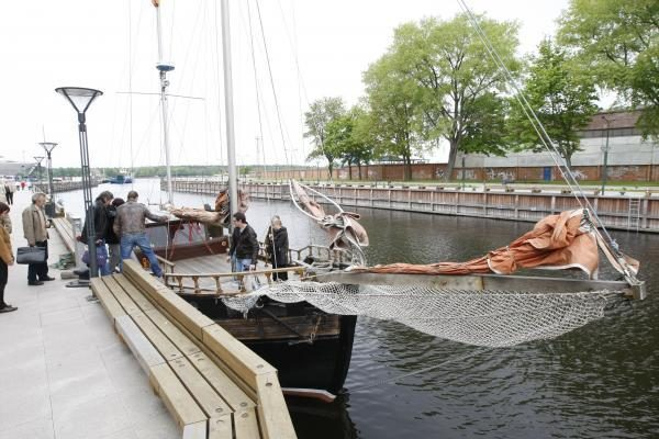 Apdovanti Klaipėdos laivų parado nominantai