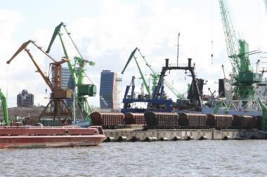 Klaipėdos uosto krova šiemet sumažėjo 18,6 proc.