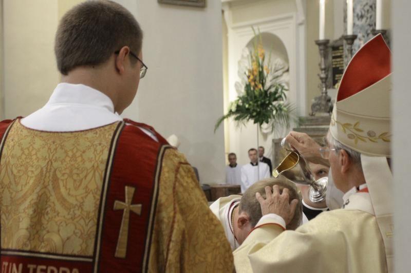 Arkivyskupas G. Grušas - kas jis? (biografija)