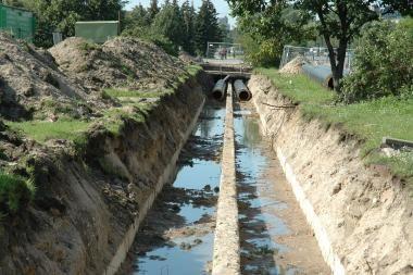 Dalyje Klaipėdos dėl renovacijos nebus šilto vandens