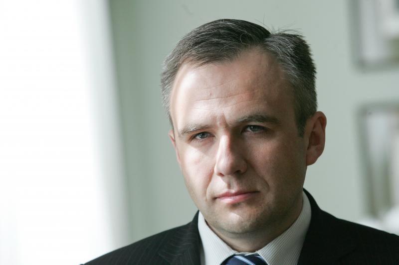 J.Markevičius neigia, kad jam pranešė įtarimus dėl D.Raulušaičio