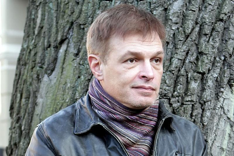 """Režisierius G.Varnas Klaipėdoje stato A.Strindbergo """"Šmėklų sonatą"""""""