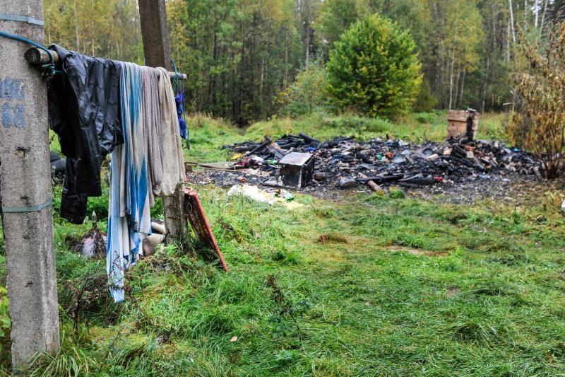 Dėl virdulio Kauno rajone sudegė žmogus, dar du išgelbėti