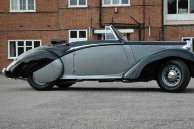 Aukcione bus parduodamas V. Čerčilio automobilis