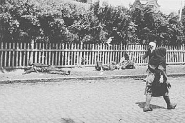 Klaipėdoje – pirmoji Lietuvoje Holodomorui skirta paroda