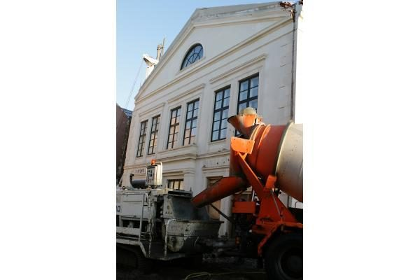 Naujo Muzikinio teatro Klaipėdai teks palaukti