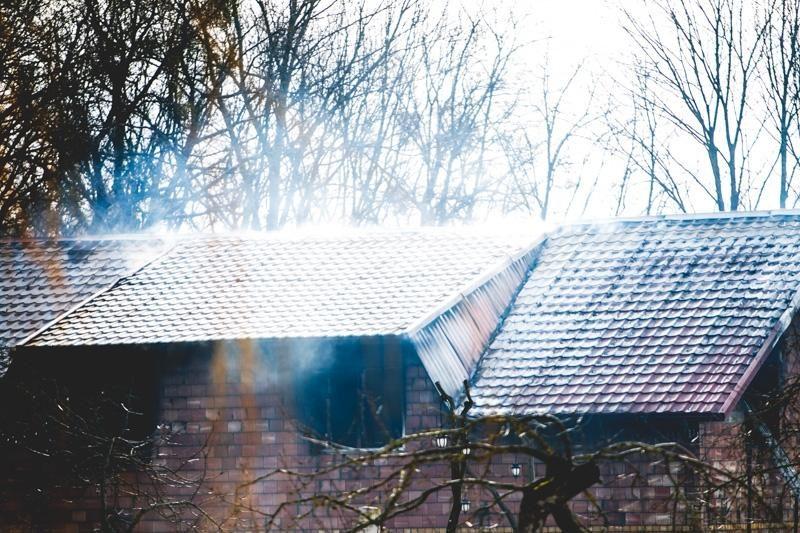 Kauno rajone kaimo turizmo sodyba buvo padegta?