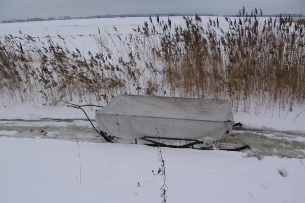 Rusijos pasienyje kontrabandininkai prarado dar vienas roges