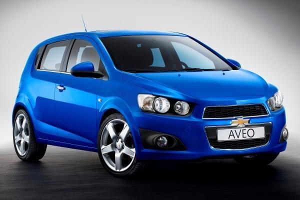 """Sportinis hečbekas """"Chevrolet Aveo"""" – nauja mažų automobilių mada"""