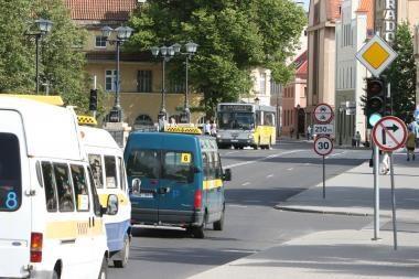 Iš mikroautobuso pavogta daiktų už 25 tūkst. litų