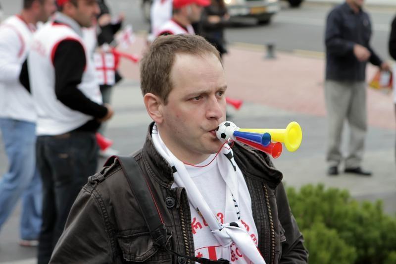 Klaipėdos arena: gruzinai akivaizdžia persvara įveikė belgus