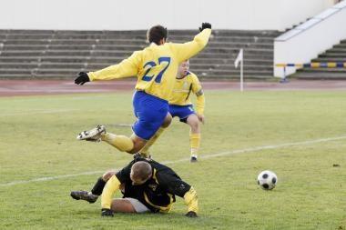LFF II lygos Vakarų zonoje rungsis 11 komandų